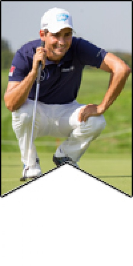 Moritz Lampert bei den Portugal Masters
